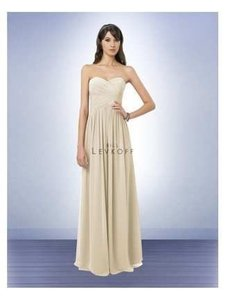 Bill Levkoff Champagne 778 Dress