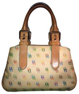 Dooney & Bourke Satchel in Multi Color