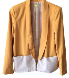 Gianni Bini Yellow Blazer