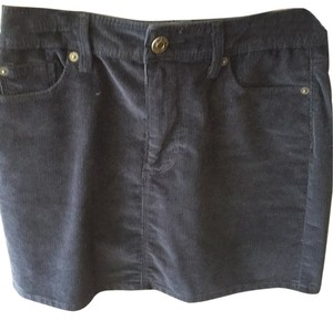 Gap Mini Skirt Navy