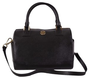Tory Burch Handbag Satchel Messenger Handbag Satchel Crossbody Crossbody Black Messenger Bag