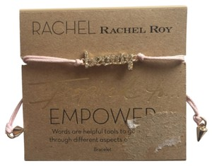 Rachel Roy Beauty Cursive Charm