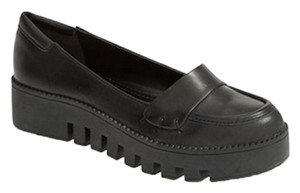 Max Studio Loafer Leather Leather Brown Flats