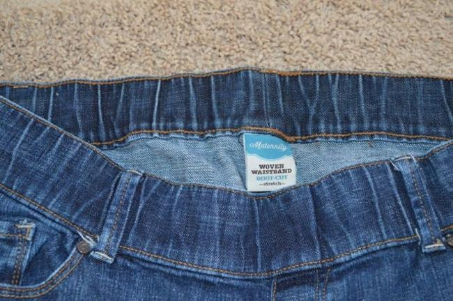 Old Navy 12 Short maternity jeans