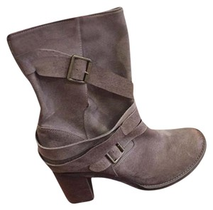 Jeffrey Campbell Slouch Brown Boots