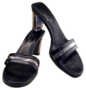 Gucci Slides Black Sandals