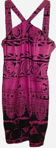 Christian Lacroix Vintage Silk Night Out Dress