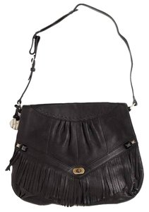 Hayden-Harnett Moto Motorcycle Cross Body Bag