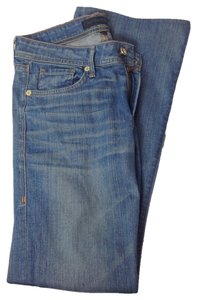 Juicy Couture Flare Leg Jeans-Light Wash
