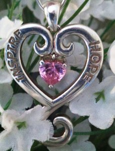 Hope Pendant With Chain
