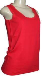 Adrienne Vittadini T Shirt RED