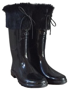 Burberry Blac Boots