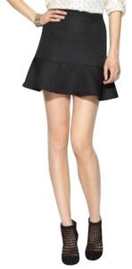 C. Luce Mini Skirt Blac
