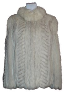 Saga Furs Classic Fur Fox Fur Coat