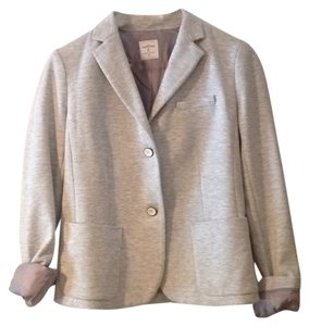 Gap Heather gray Blazer