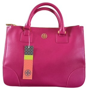 a1b94ef0f34 Purple Tory Burch Satchels - Up to 90% off at Tradesy