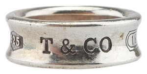 Tiffany & Co. Tiffany & Co. 1837 Sterling Silver Ring, Size 5 (577730