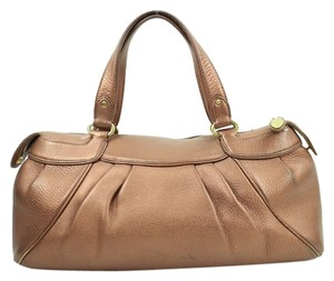 Cole Haan Satchel in Copper