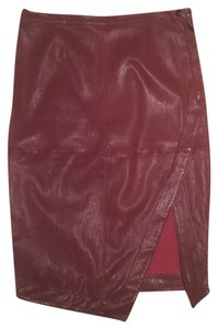 Elizabeth and James Skirt Red