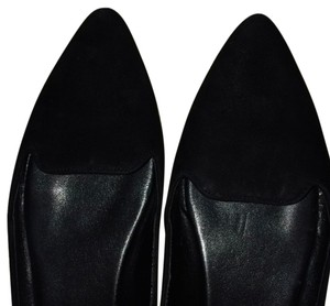 Nine West Black suede Flats