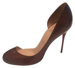 Christian Louboutin Rare D'orsay Bronze Pumps