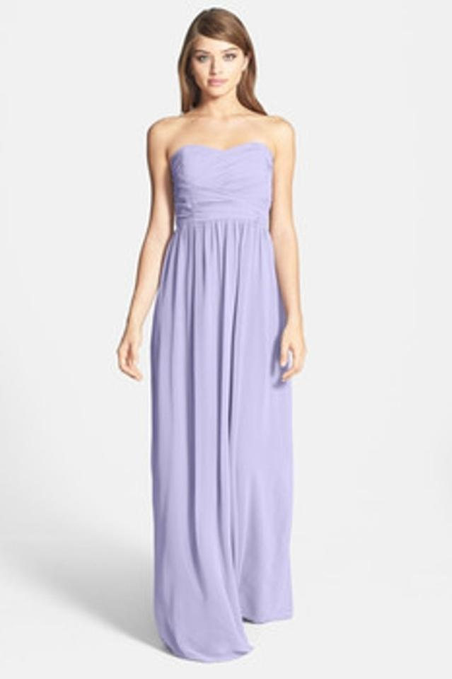 Iris Chiffon Dress
