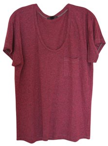 Truly Madly Deeply T Shirt Red