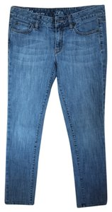 Ann Taylor LOFT Skinny Jeans-Medium Wash