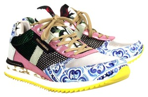 Dolce&Gabbana D&g Dg Textile Multicolor Athletic