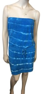 Hard Tail short dress Blue on Tradesy