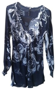 Sienna Rose Sheer Cool Trendy Tunic