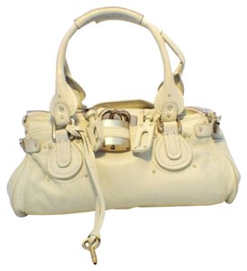 Chloe Paddington Lock Shoulder Bag