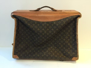 Louis Vuitton Travel Garment Vintage Monogram Travel Bag