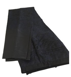 H&M Trouser Pants Black and Navy