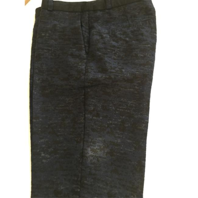 H&M Trouser Pants Black and Navy Image 2