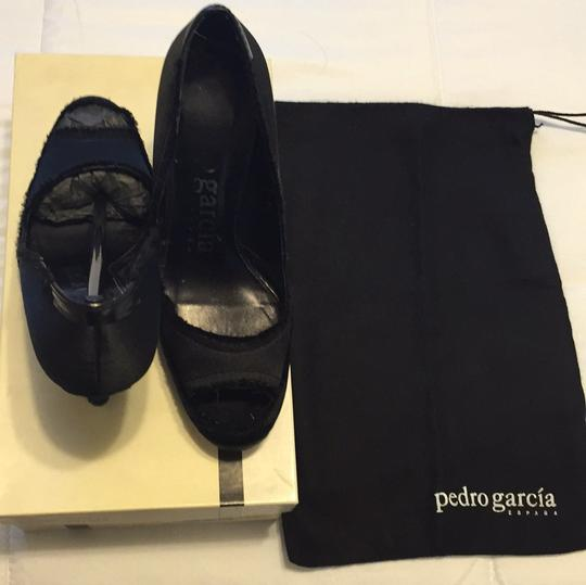 Pedro Garcia Black Pumps Image 9