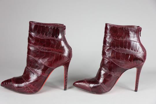 Christian Louboutin red Boots Image 1