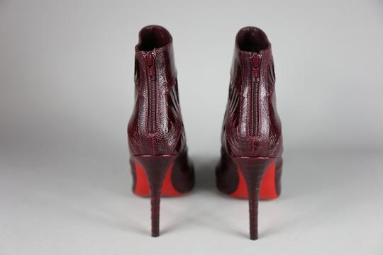 Christian Louboutin red Boots Image 4