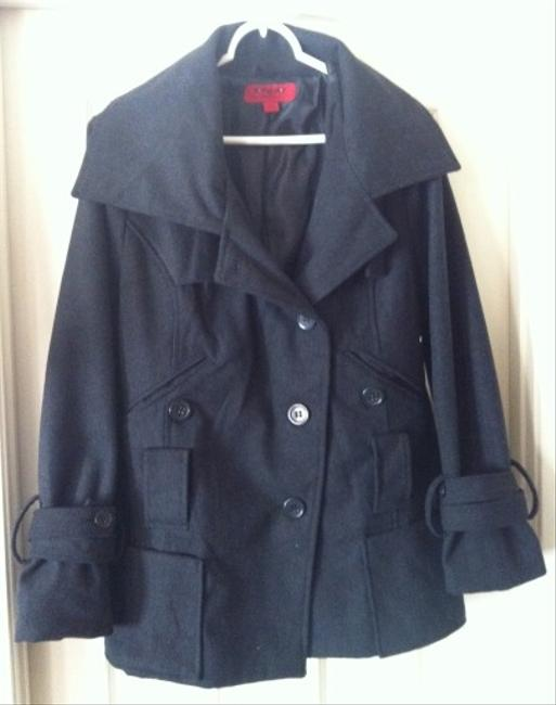 COFFE SHOP Pea Coat