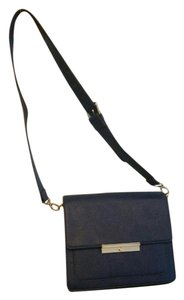 JustFab Blue Clutch