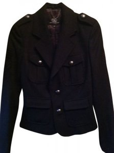 Tart Collections Military Style Black Blazer