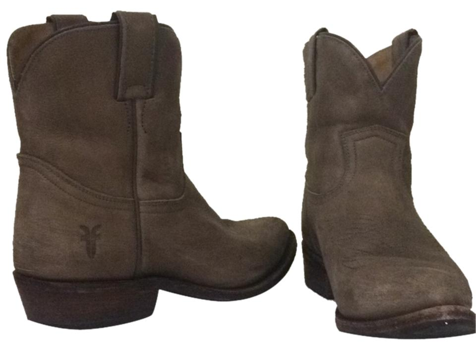 lady Frye Grey Billy Short economy Boots/Booties High quality and economy Short 34cf21