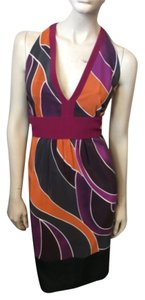 Missoni short dress Multicolor on Tradesy