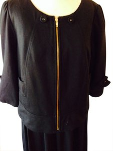 Sandro Black Jacket