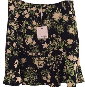 Ladakh Mini Skirt Black