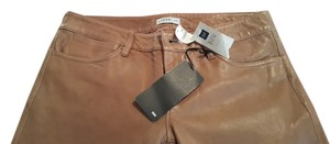 Gap Skinny Pants Butterscotch Brown