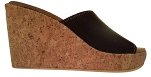 American Eagle Outfitters Wedge Sandal Dark brown Wedges