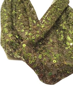 Nordstrom Nordstrom Green Sequing Infinity Scarf