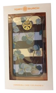Tory Burch Tory Burch Kerrington Hardshell iPhone 5 Case in Primula Drift Floral Cover