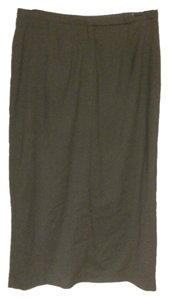 Norton McNaughton Maxi Skirt black